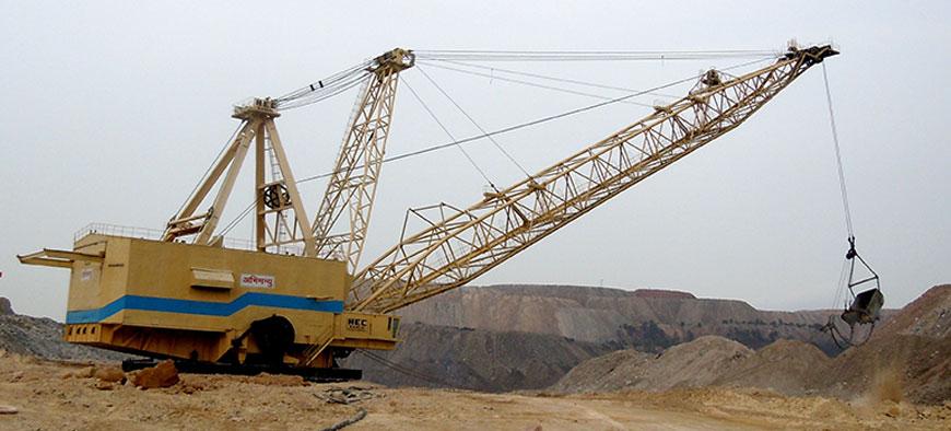 Heavy Engineering Corporation Limited, Ranchi, India